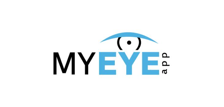 mye eye app logo